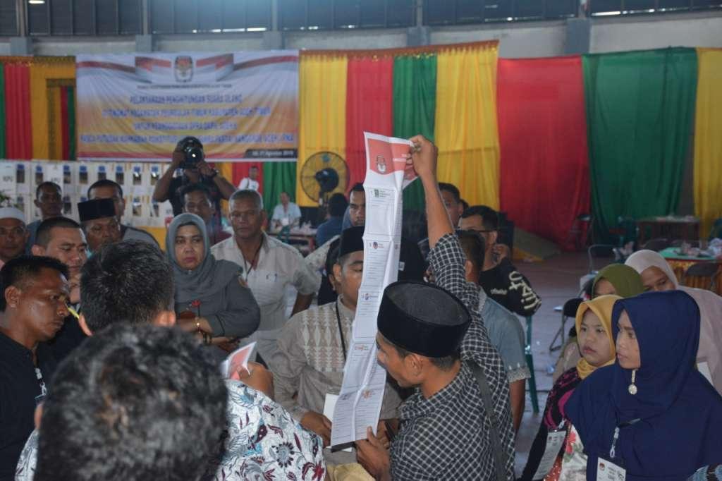 Panwaslih Provinsi Aceh Mengawasi PSSU di Aceh Timur